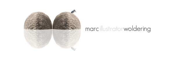 marc illustrator woldering
